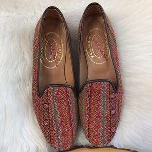 Stubbs & Wootton limited edition leather loafers